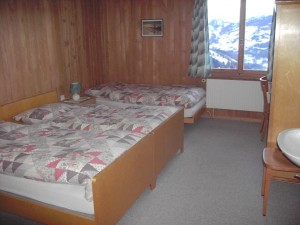 Zimmer im Mottis